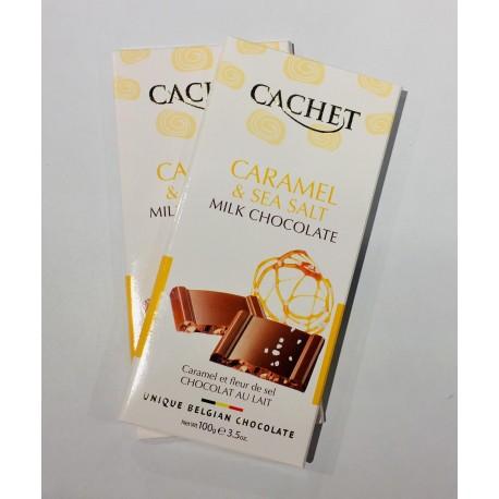 CHOCO LECHE CARAMELO Y SAL