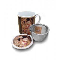 TEA CUP EL BESO DE KLIMT