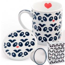 TEA CUP PANDA