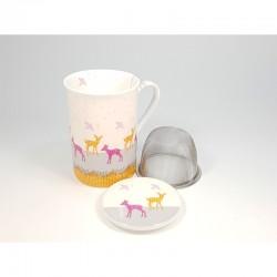 TEA CUP CIERVOS