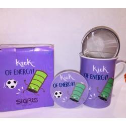 TEA CUP ENERGY