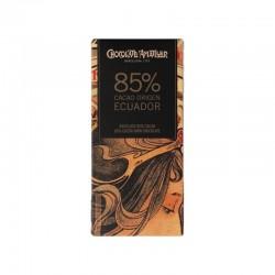 CHOCO NEGRO 85% ECUADOR