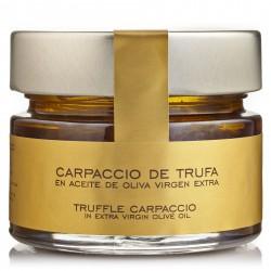 Carpaccio de Trufa en Aceite de Oliva Virgen Extra