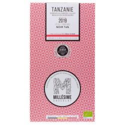 TABLETA CHOCOLATE TANZANIA 76%