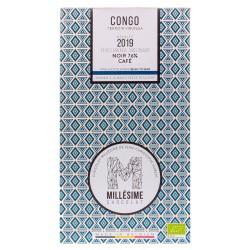 TABLETA CHOCO CONGO 76% CON CAFÉ